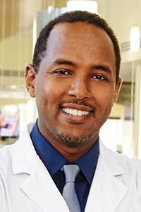 Dr. Tedros Andom