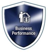 Business Performance Badge